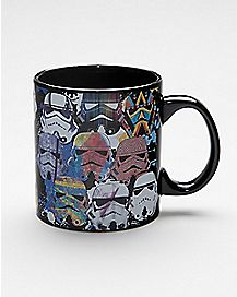 Storm Trooper Coffee Mug 20 oz. - Star Wars