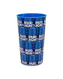 Plastic Bud Light Cup - 22 oz.