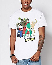 Super Joker T Shirt - Impractical Jokers