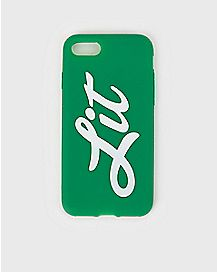 Lit iPhone 7 Case