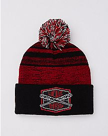 Lucille The Walking Dead Pom Beanie Hat