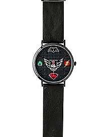 Justice League Watch - DC Comics