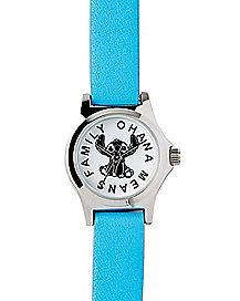 Ohana Means Family Stitch Watch - Disney