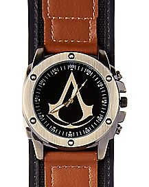 AC ASSASINS CREED BRWN WATCH