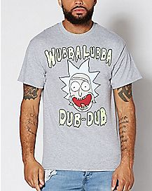 Wubba Lubba Dub-Dub Rick and Morty T Shirt