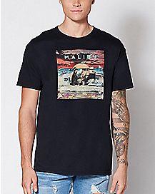 Malibu Anderson Paak T Shirt