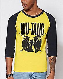 Raglan Wu-Tang T Shirt