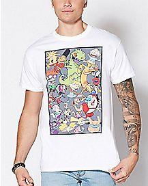 Nick Rewind T Shirt - Nickelodeon