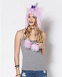 Unicorn Laplander Hat