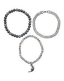Multi-Pack Beaded Bracelets - 3 Pack