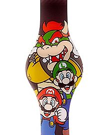 LED Mario Watch - Nintendo
