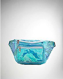 Blue Tint Iridescent Fanny Pack - Dickies