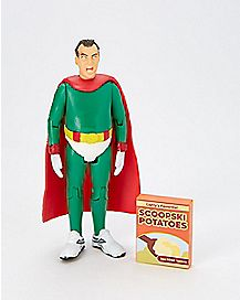 Joe Captain Fatbelly Impractical Jokers Action Figure