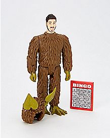 Sal The Bog Monster Impractical Jokers Action Figure