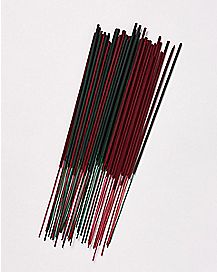Candy Cane Incense Sticks - 100 Pack
