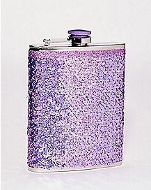 Sequin Flask - 8 oz.