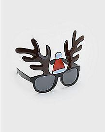 Reindeer Antler Sunglasses