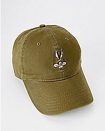 Wile E. Coyote Looney Tunes Dad Hat