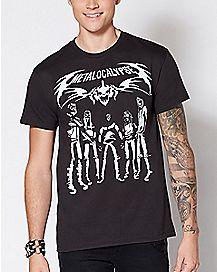 Dethklok Metalocalypse T Shirt