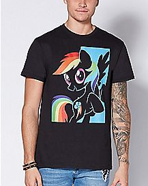 Rainbow Dash My Little Pony T Shirt