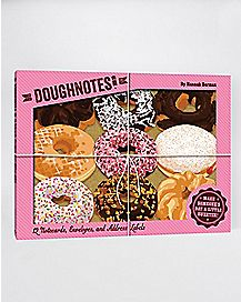 Doughnotes Stationery