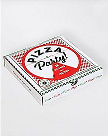 Pizza Party Note Cards