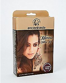 Henna Tattoo Kit