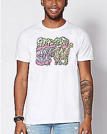 Gnarly Logo T Shirt - MTV