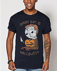 Everyday Is Halloween Michael Meyers T Shirt