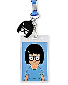 Tina Is My Spirit Animal Lanyard - Bob's Burgers