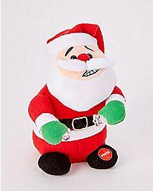 Naughty Dancing Santa