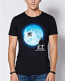 Movie Poster E.T. T Shirt