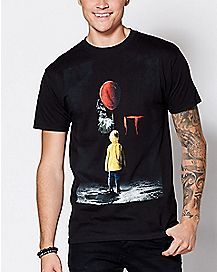 Red Balloon T Shirt - It
