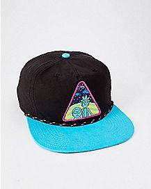 Rick and Morty Snapback Hat