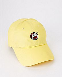 Yellow Morty Dad Hat - Rick and Morty