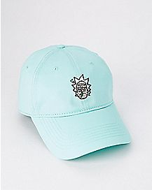 Blue Rick Dad Hat - Rick and Morty