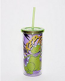 Reptar Cup With Straw - 20 oz.