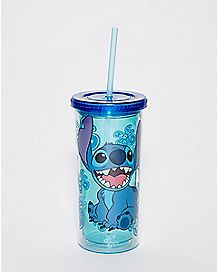 Stitch Cup With Straw 20 oz. - Lilo and Stitch