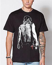 Daryl Dixon The Walking Dead T Shirt