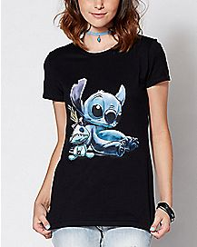 Girls Disney T Shirts