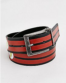 Reversible The Flash Belt - DC Comics