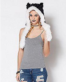 Faux Fur LED Laplander Hat