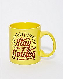 Stay Golden Coffee Mug 20 oz. - Golden Girls