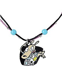 Rocko's Modern Life Necklace - Nickelodeon