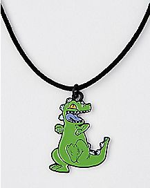 Reptar Necklace - Nickelodeon