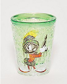 Freeze Marvin The Martian Shot Glass 1.5 oz. - Looney Tunes