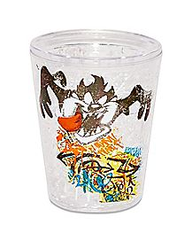 Tasmanian Devil Shot Glass - Looney Tunes