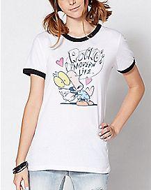 Hug Rocko's Modern Life T Shirt