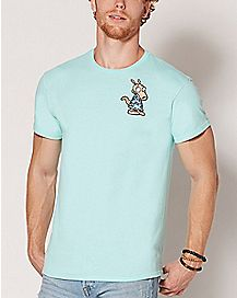 Embroidered Rocko's Modern Life T Shirt - Nickelodeon