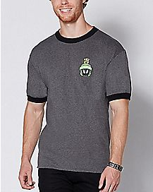 Marvin the Martian T Shirt - Looney Tunes